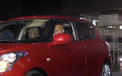 Az új Suzuki Swift
